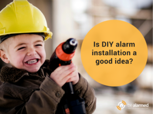 if youu0027re like most kiwiu0027s youu0027ll love getting your hands dirty with a good diy project but when it comes to alarm systems is it a good idea to install